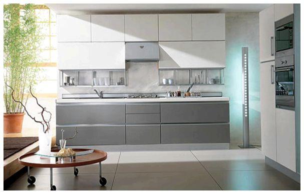 Белая кухня все о дизайне интерьера в белом цвете (90 фото) 537